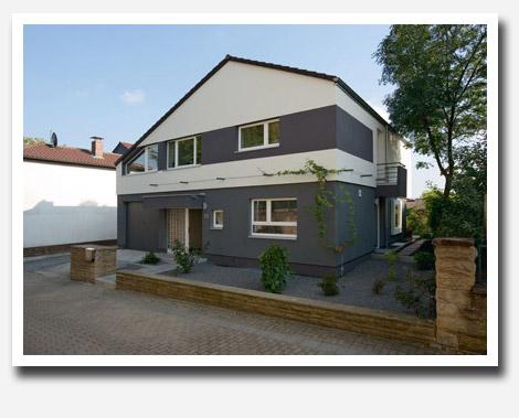 Gut bekannt Peter Malereibetrieb - Fassade MK46